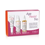 Orico London Age Resist Trio: Face Oil 30ml/1.01oz + Firming Elixir 30ml/1.01oz + Eye Elixir 25ml/0.85oz