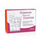 Orico London Streetwise Beauty Trio: Face Wash 125ml/4.23oz + Day Cream 75ml/2.54oz + Make-Up Remover 75ml/2.54oz