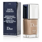 Christian Dior Dior Vernis Couture Colour Gel Shine & Long Wear Nail Lacquer - # 413 Grege