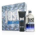 Roberto Cavalli Just Cavalli Him (New Packaging) Coffret: EDT Spray 90ml/3oz + Shower Gel 75ml/2.5oz