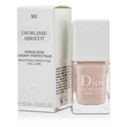 Christian Dior Diorlisse Abricot (Smoothing Perfecting Nail Care) - # 500 Pink Petal