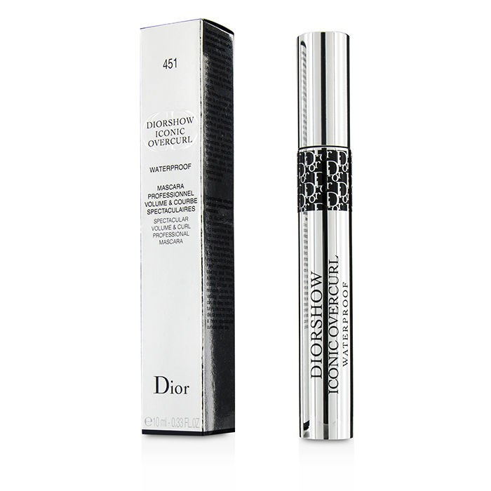 5c631f6b20d Christian Dior Diorshow Iconic Overcurl Mascara - # 451 Bleached Turquoise.  Loading zoom