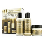 Carol's Daughter Monoi Repairing Collection 3-Piece Starter Kit: Shampoo 60ml + Conditioner 60ml + Hair Mask 60ml