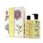 Crabtree & Evelyn Citron, Honey & Coriander Duo: Bath & Shower Gel 250ml + Body Lotion 250ml