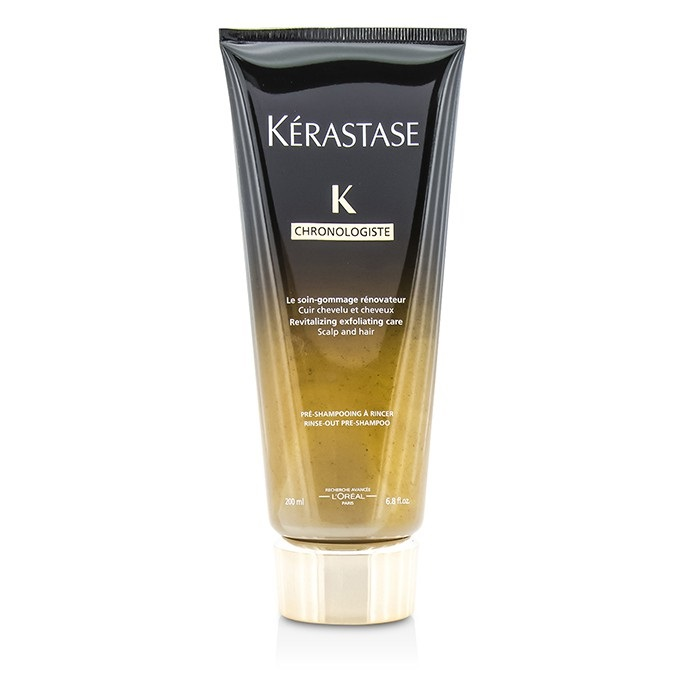 Kerastase Chronologiste Revitalizing Exfoliating Care - Scalp and Hair (Rinse-Out Pre-Shampoo)