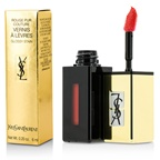 Yves Saint Laurent Rouge Pur Couture Vernis A Levres Pop Water Glossy Stain - #202 Rouge Splash