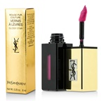 Yves Saint Laurent Rouge Pur Couture Vernis A Levres Pop Water Glossy Stain - #206 Misty Pink