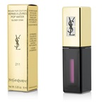 Yves Saint Laurent Rouge Pur Couture Vernis A Levres Pop Water Glossy Stain - #211 Rose Cascade
