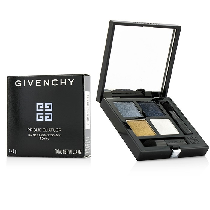Givenchy Prisme Quatuor 4 Colors Eyeshadow - # 4 Impertinence