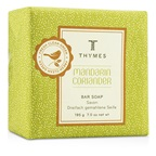 Thymes Mandarin Coriander Bar Soap