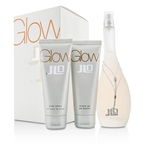 J. Lo Glow Coffret: EDT Spray 100ml/3.4oz + Body Lotion 75ml/2.5oz + Shower Gel 75ml/2.5oz