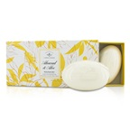 Caswell Massey Almond & Aloe Bar Soap Set