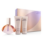 Calvin Klein Endless Euphoria Coffret: EDP Spray 125ml/4oz + Body Lotion 100ml/3.4oz + Shower Gel 100ml/3.4oz
