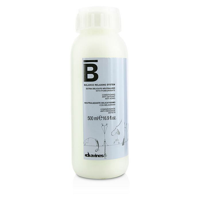 Davines Balance Relaxing System Extra Delicate Neutralizer Hair Care