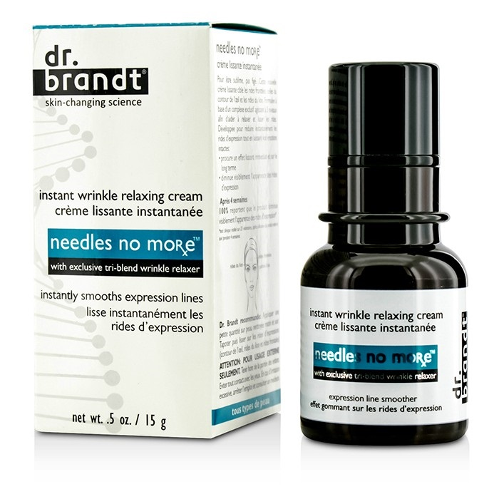 Dr. Brandt Needles No More Instant Wrinkle Relaxing Cream