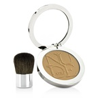 Christian Dior Diorskin Nude Air Healthy Glow Invisible Powder (With Kabuki Brush) - # 040 Honey Beige