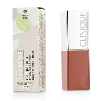 Clinique Clinique Pop Lip Colour + Primer - # 05 Melon Pop