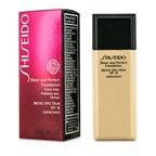 Shiseido Sheer & Perfect Foundation SPF 18 - # B100 Very Deep Beige