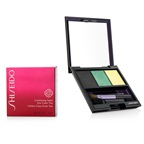 Shiseido Luminizing Satin Eye Color Trio - # GR716 Vinyl