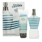 Jean Paul Gaultier Le Beau Male Coffret: EDT Spray 75ml/2.5oz + Shower Gel 75ml/2.5oz