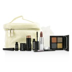 GloMinerals Keepsake Collection Train Case (Color Stick+Mini Mascara+Eye Shadow Quad+Eyeliner+Lipstick+Mini Eye Brush+Case)