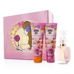 Anna Sui Secret Wish Fairy Dance Coffret: EDT Spray 50ml/1.7oz + Body Lotion 90ml/3oz + Shower Gel 90ml/3oz (Pink Box)