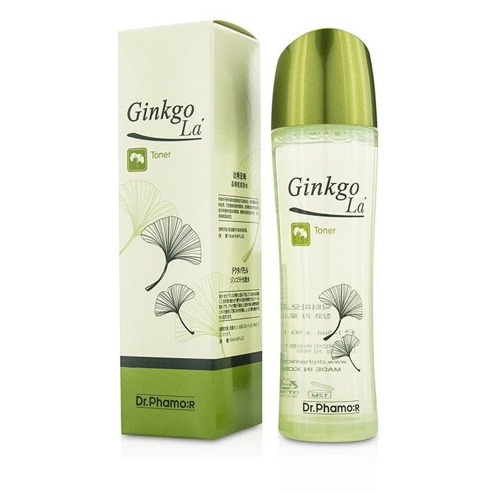 Dr. Phamo:R - Ginkgo La Emulsion - 145ml/4.9oz Quality Consumer Brands, LLC Nuvacell 0.5-ounce Wrinkle Repair Eye Serum