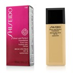 Shiseido Sheer & Perfect Foundation SPF 18 - # I60 Natural Deep Ivory