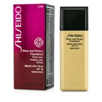 Shiseido Sheer & Perfect Foundation SPF 18 - # O40 Natural Fair Ochre
