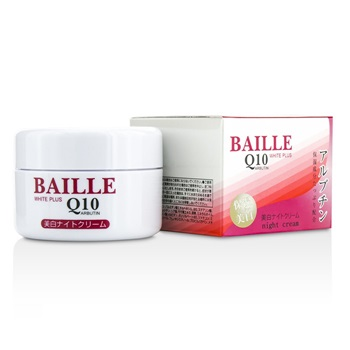 Baille Q10 Arbutin White Plus Night Cream