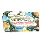 Nesti Dante Paradiso Tropicale Triple Milled Natural Soap - St. Barth's Coconut & Frangipani
