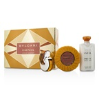 Bvlgari Omnia Indian Garnet Coffret: EDT Spray 15ml/0.5oz + Scented Soap 150g/5.3oz + Body Lotion 75ml/2.5oz