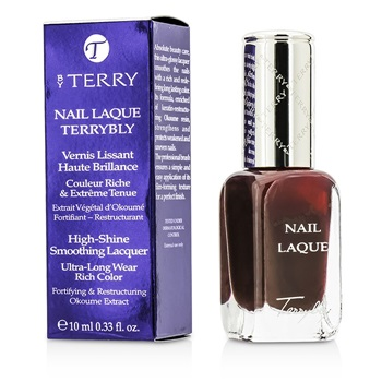 By Terry Nail Laque Terrybly High Shine Smoothing Lacquer - # 9 Ristretto
