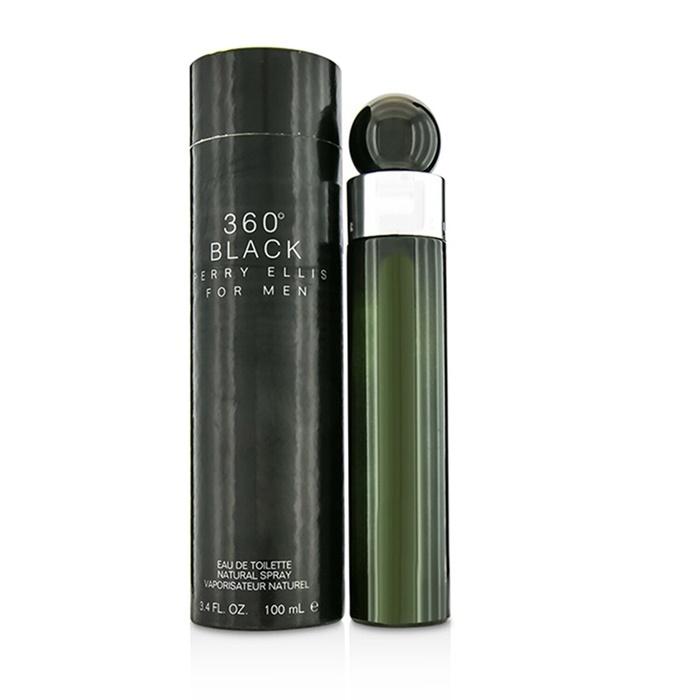 Detalles de Nuevo Perry Ellis Perfume 100ml Edt Spray 360 Negro ver título original