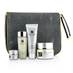 Estee Lauder Intensive Age-Renewal Collection: Re-Nutriv Creme 50ml + Cleanser 50ml + Lotion 50ml + Eye Creme 7ml + Travel Case