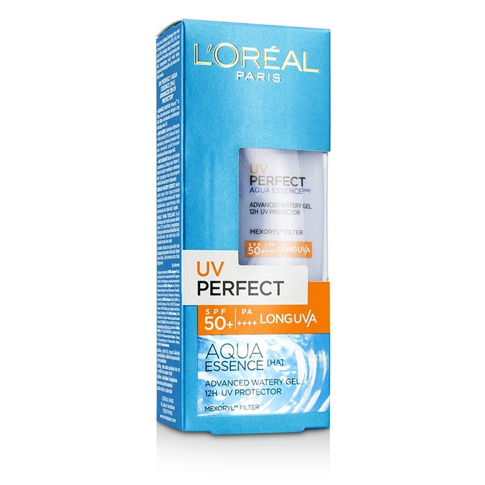 Image result for l'oreal paris watery gel sunscreen