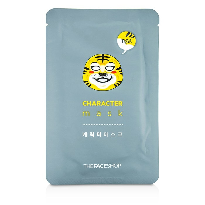 The Face Shop Character Mask - Tiger Skincare