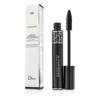 Christian Dior Diorshow Buildable Volume Lash Extension Effect Mascara - # 090 Pro Black