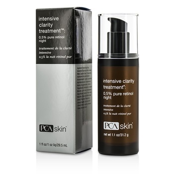 PCA Skin Intensive Clarity Treatment 0.5% Pure Retionl Night