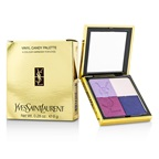 Yves Saint Laurent Vinyl Candy Palette (4 Colour Harmony For Eyes)