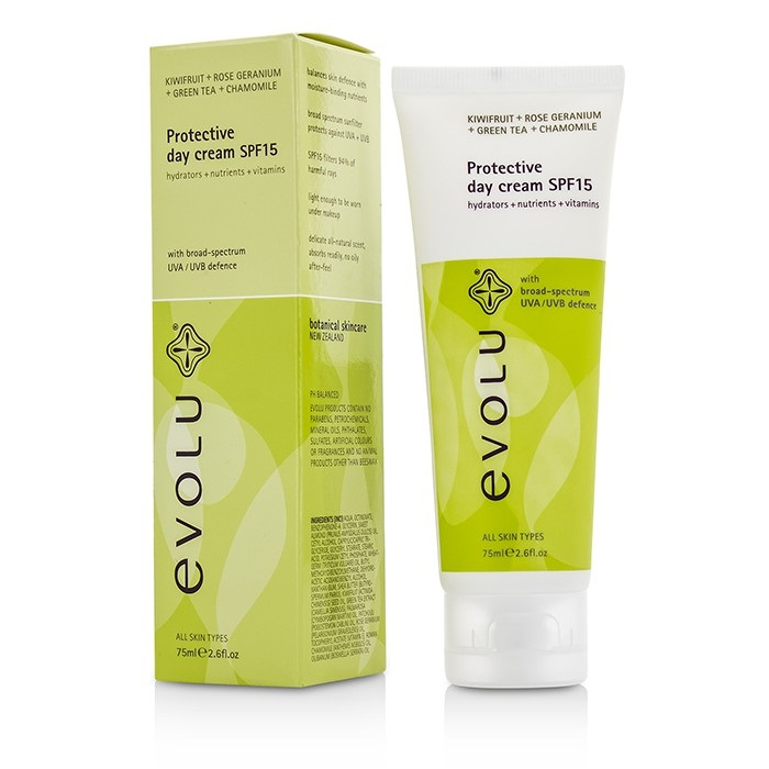 Evolu Protective Day Cream SPF15