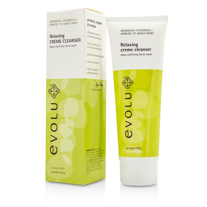 Evolu Relaxing Creme Cleanser