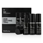 Anthony High Performance Age Defying Trio: Facial Treatment 15ml + Facial Serum 15ml + Eye Cream 15ml