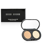 Bobbi Brown New Creamy Concealer Kit - Cool Sand Creamy Concealer + Pale Yellow Sheer Finish Pressed Powder
