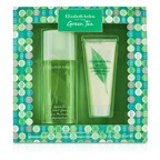 Elizabeth Arden Green Tea Coffret: Eau Parfumee Spray 100ml/3.3oz + Body Lotion 100ml/3.3oz