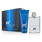 Mont Blanc Starwalker Coffret: EDT Spray 75ml/2.5oz + After Shave Balm 100ml/3.3oz
