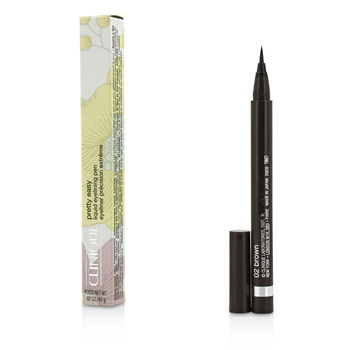 Clinique Pretty Easy Liquid Eyelining Pen - #02 Brown