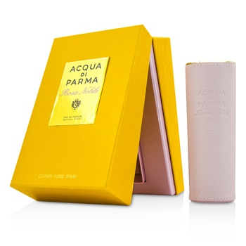 Acqua Di Parma Rosa Nobile Leather Purse Spray EDP