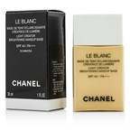Chanel Le Blanc Light Creator Brightening Makeup Base SPF40 - #20 Mimosa