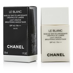Chanel Le Blanc Light Creator Brightening Makeup Base SPF40 - #30 LYS